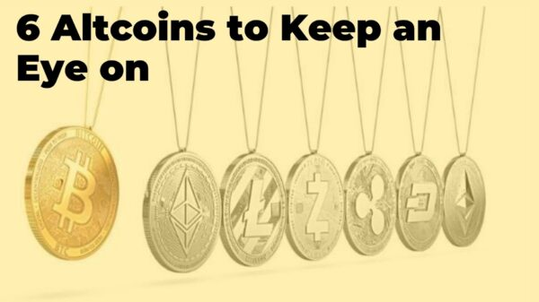 6 Influential Cryptocurrencies, Apart from Bitcoin